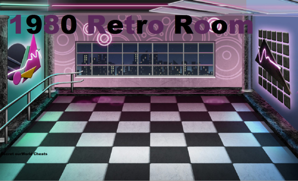 1980  Retro Room