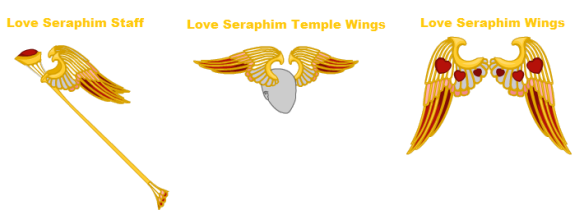 Love Seraphim