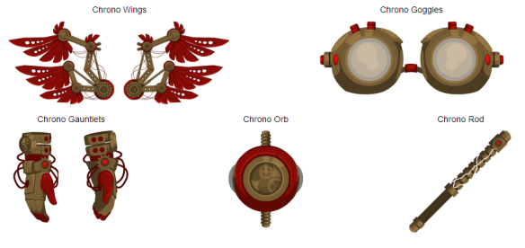 Chrono Other Items