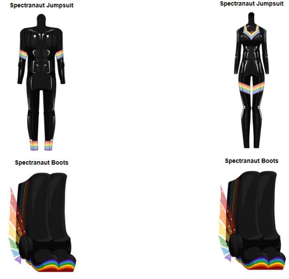 Spectronaut Jumpsuits
