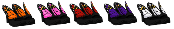 Butterfly shoes Female