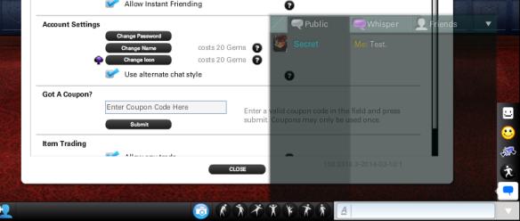 Chat box 3