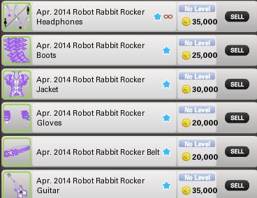 Robot Bunny Price