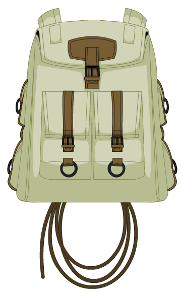 Epic Explorer Backpack