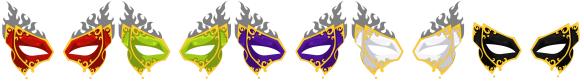 F Mask