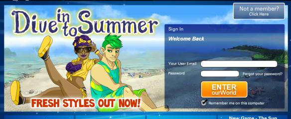 login Summer
