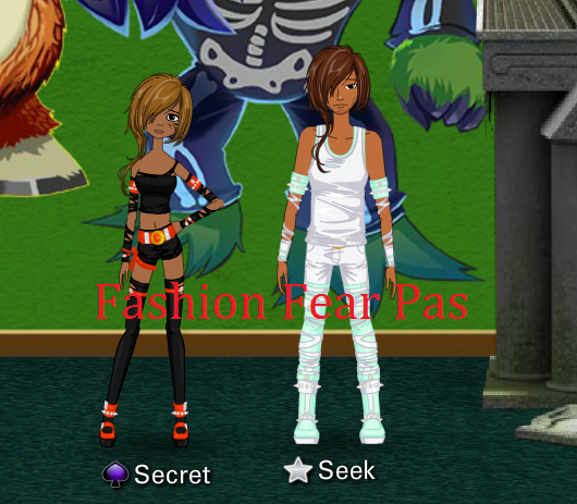 1Fashion Fear Pas