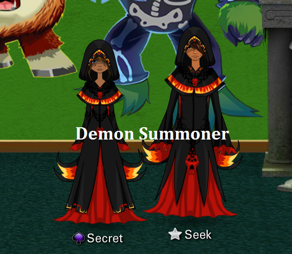 Demon Summoner