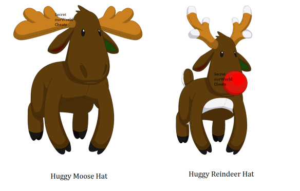 HuggyMoose&Raindeer