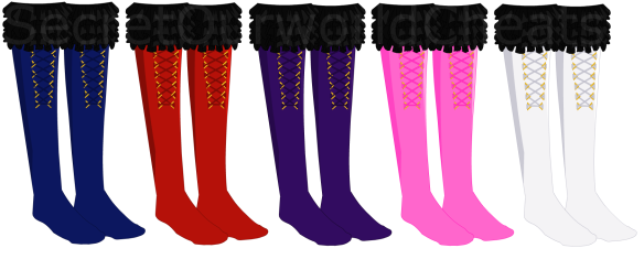J2k5 F Socks