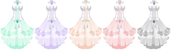 F2k5 F Dress