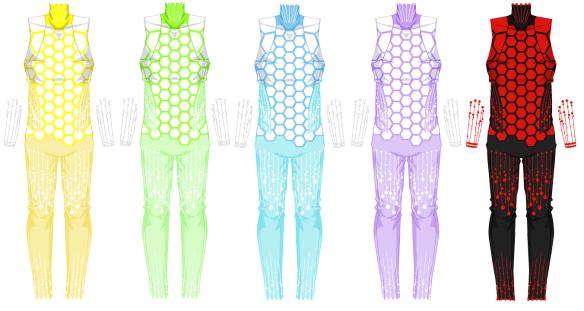 m bodysuit